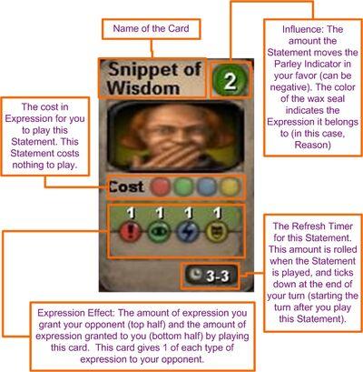 Diplo Card Explanation