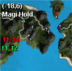 Thrakos Island Location