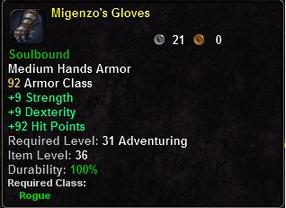 Migenzo's Gloves
