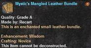 5 Mystic's Mangled Leather Bundle