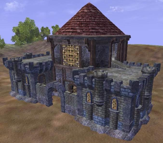 Small Thestran Guild Hall