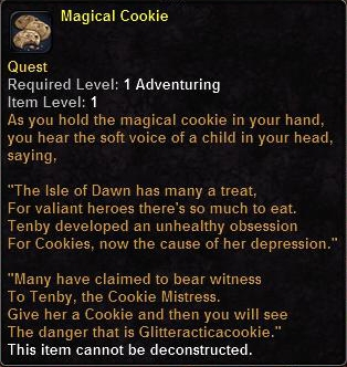 Magical Cookie