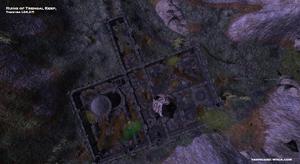 Ruins of Trengal Keep