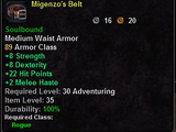 Migenzo's Armor