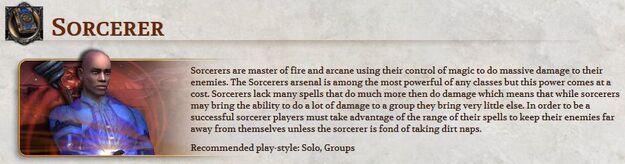 Sorcerer official
