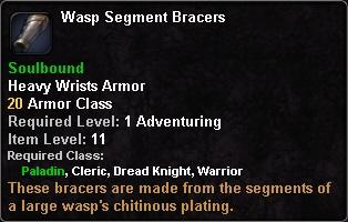 WaspSegmentBracers RestlessFarmers