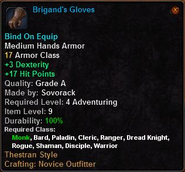Brigand's Gloves