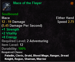Mace of the Flayer