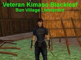 Veteran Kimaso Blackleaf