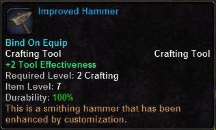 Improved Hammer