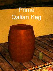 Prime Qalian Keg