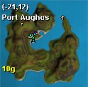 Map kojan port aughos