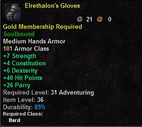 Elrethalon's Gloves