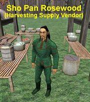 0 Sho Pan Rosewood