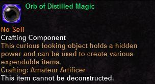 Orb of Distilled Magic