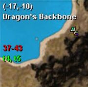 Map qalia dragons backbone