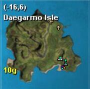 Map kojan daegarmo isle