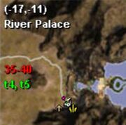 Map river palace