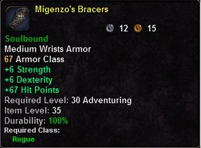 Migenzo's Bracers