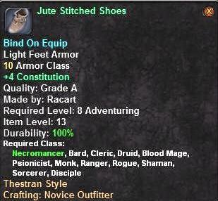 Jute Stitched Shoes