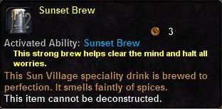 Sunset Brew