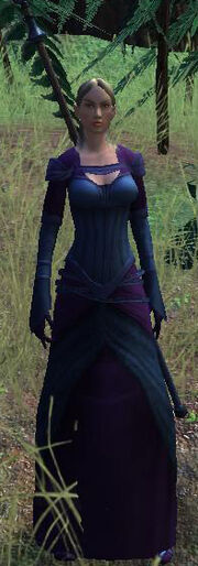 Yaviey-VG-Character