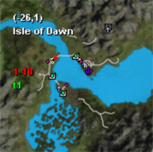 Sun Village Location