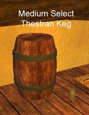 Medium Select Thestran Keg