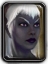 Icon darkelf female