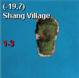 Shang Village Location