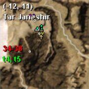 Map tar janashir