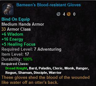 Bameenbloodresistgloves