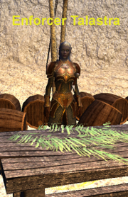 Enforcer Talastra