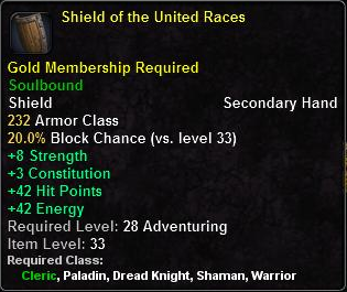 Shield of the United Races