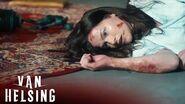 VAN HELSING Season 2, Episode 1 Clip Ties That Bite SYFY