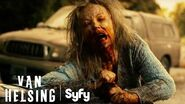 VAN HELSING Inside Season 1 Episode 8 Syfy