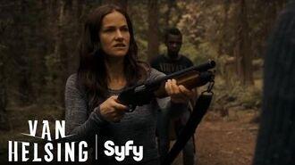 VAN HELSING Season 1, Episode 11 'You Broke My Heart' Syfy
