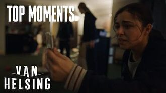 VAN HELSING Jack And Her Friends Are Attacked Season 4 Episode 9 SYFY