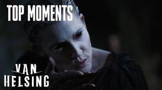 VAN HELSING Season 4, Episode 7 Dracula Played By Tricia Helfer Rises SYFY