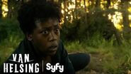 VAN HELSING Inside Season 1 Episode 10 Syfy
