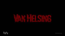 Van Helsing Promo logo
