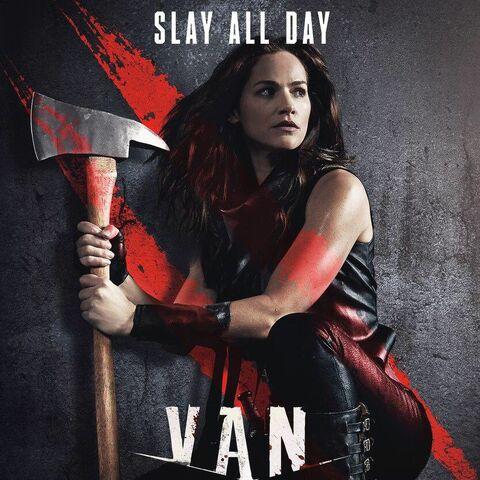 Van Helsing Season 2