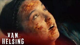 VAN HELSING Season 2, Episode 3 Clip Medicinal Mistake SYFY