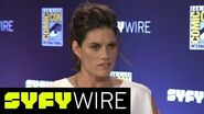 Van Helsing Cast on Season 2 Villains and Reveals San Diego Comic-Con 2017 SYFY WIRE