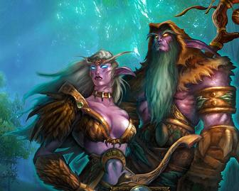 Night Elf | Vanilla WoW Wiki | FANDOM powered by Wikia