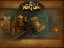Blackrock Spire loading screen