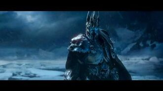 Wrath of the Lich King Cinematic