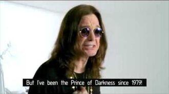 WoW Commercial Ozzy Osbourne