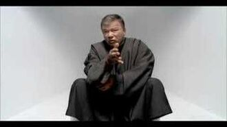 World of Warcraft Commercial - William Shatner