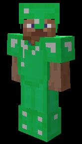 Emerald Armor Pic